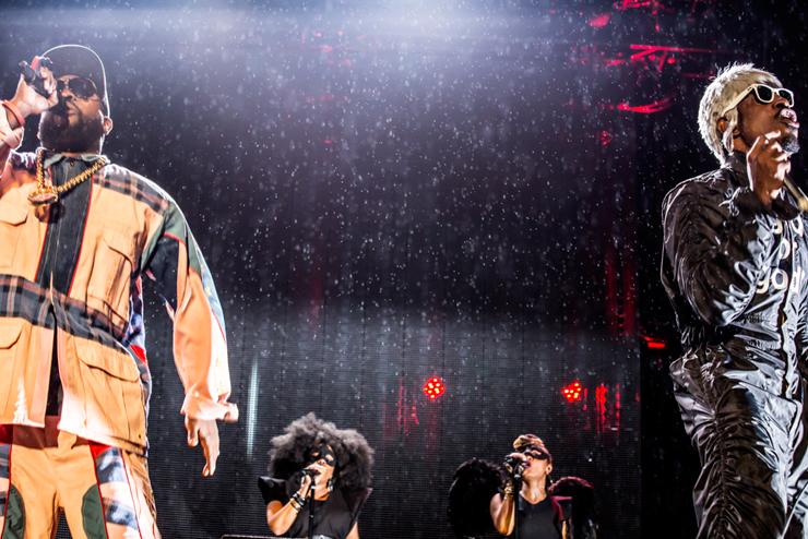 OUTKAST @ FUJI ROCK FESTIVAL '14 LIVE REPORT