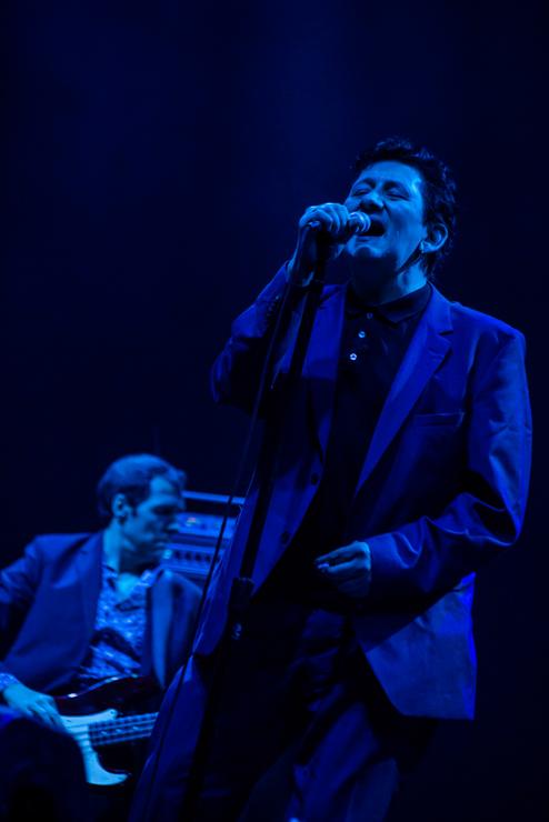 THE POGUES @ FUJI ROCK FESTIVAL '14 LIVE REPORT