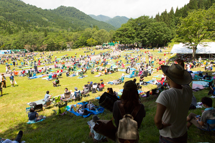 FUJI ROCK FESTIVAL '14 photo galley (photo by kenji nishida)