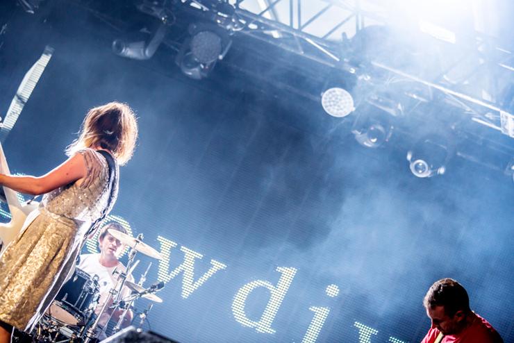 SLOWDIVE @ FUJI ROCK FESTIVAL '14 LIVE REPORT