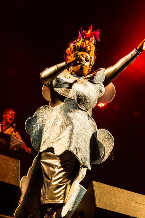 BASEMENT JAXX @ FUJI ROCK FESTIVAL '14 LIVE REPORT