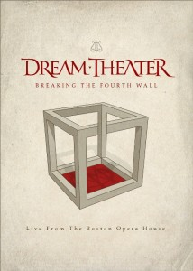 Dream Theater - LIVE DVD & Blu-Ray 『BREAKING THE FOURTH WALL (LIVE FROM  THE BOSTON OPERA HOUSE)』 Release