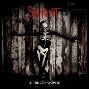 SLIPKNOT – NEW ALBUM 『.5:ザ・グレイ・チャプター』 Release