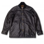 KUSTOMSTYLE - 完全受注生産 KUSTOMSTYLE ALL LEATHER CAR COAT