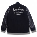 KUSTOMSTYLE - SOUTHERN CALIFORNIA MELTON JACKET