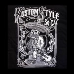 "KUSTOMSTYLE - EL MARIACHI""REVERSIBLE JACKET"