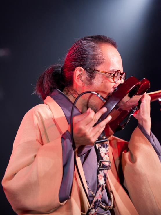 人間椅子 - 2014.09.20 LIVE REPORT