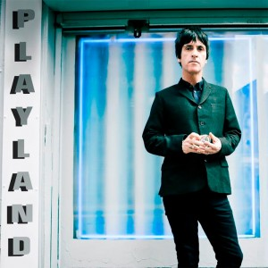 Johnny Marr - 2nd solo Album 『Playland』 Release