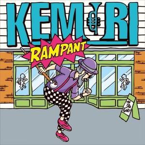 KEMURI - New Album 『RAMPANT』 Release