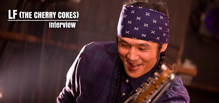 LF (THE CHERRY COKE$) Interview