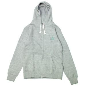 A Zip Hoodie (Gray)[aff140423d]