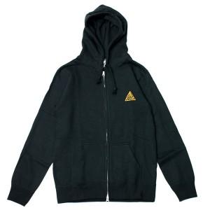 A Zip Hoodie (Black)[aff140423d2]
