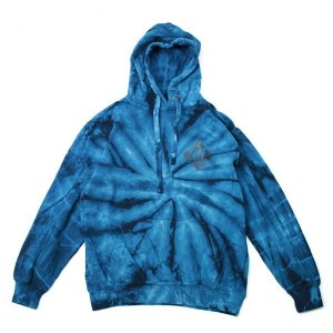 High Dyed Hoodie (Navy)[aff140917b2]