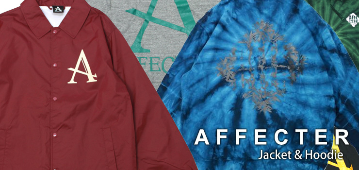 AFFECTER - Jacket & Hoodie