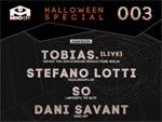 Mind Off 003 feat. Tobias. – LIVE set – 2014.10.31(Fri) at 表参道ORIGAMI