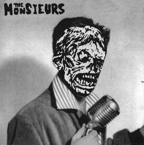 THE MONSIEURS - New LP / CD 『THE MONSIEURS』 Release