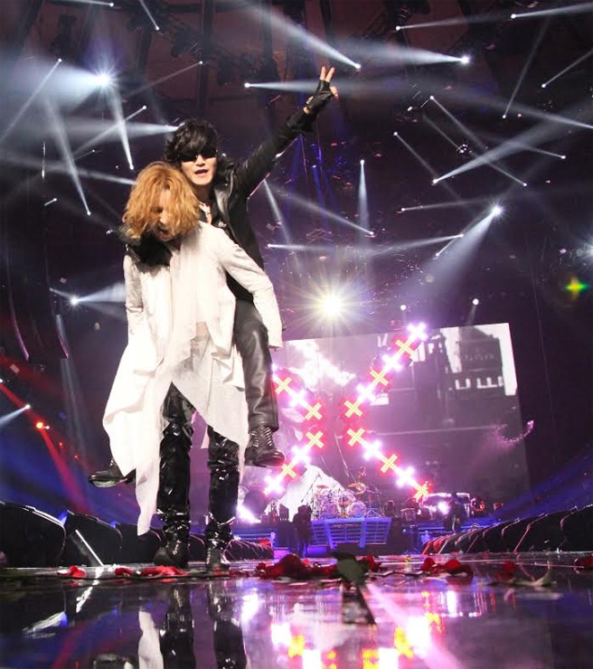 X JAPAN - 2014.10.11 at Madison Square Garden LIVE REPORT