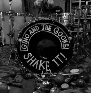 GINO and the Goons - New LP 『Shake It​!』 ​Release