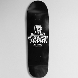9 x 32 1/2 Skull Skates Japan 20周年記念モデル