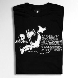 Skull Skates Japan 20周年記念Tシャツ