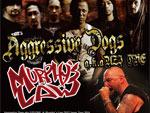 Aggressive Dogs aka UZI-ONE & Murphy's Law (NY) Japan Tour 2014 威勢透明-CISCO / A-FILES オルタナティヴ ストリートカルチャー ウェブマガジン