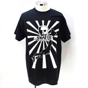 Skull Skates Japan 20周年記念ライブツアーTシャツ