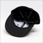 SRH フレックスCAP FOUNDATION 210 FLEXFIT BLACK