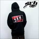 SRH ZIPパーカー GRAND 黒