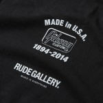 Gibson Custom Shop x RUDE GALLERY COLLABORATION-T