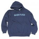 BLACK FLYS - STANDARD TRADE フーディ
