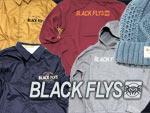 BLACK FLYS - new item's (Knit cap、Hoodie & Coach jacket ) / A-FILES オルタナティヴ ストリートカルチャー ウェブマガジン
