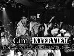 Cim (TROPICAL GORILLA / Oi-SKALL MATES / Nutty's) / A-FILES オルタナティヴ ストリートカルチャー ウェブマガジン