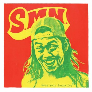 S.M.N. - New Album 『Make Your Sunny Day』 Release