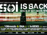 Soi IS BACK – 2014.12.27(Sat) at shibuya amate-raxi