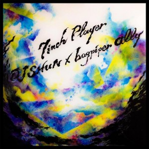 DJ SHUN×BAGPIPER ALLY - 7inch(同内容CD-R付き) 『7INCH PLAYER』 Release