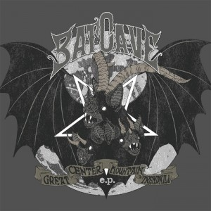 BAT CAVE - New EP 『GREAT CENTER MOUNTAIN TRENDKILL E.P.』 Release