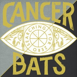 CANCER BATS - New Album 『SEARCHING FOR ZERO』 Release
