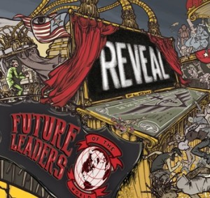 FUTURE LEADERS OF THE WORLD - New Album 『REVEAL』 Release