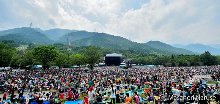 FUJI ROCK FESTIVAL '15 ~出演アーティスト第1弾~