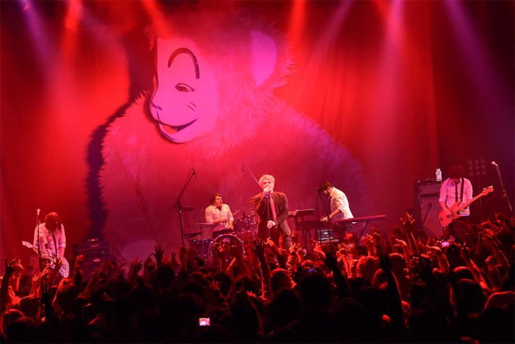 Gerard Way - 2015.02.17 at 赤坂BLITZ LIVE REPORT