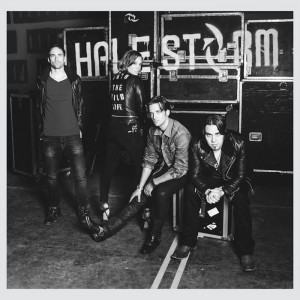 Halestorm - New Album 『INTO THE WILD LIFE』 Release