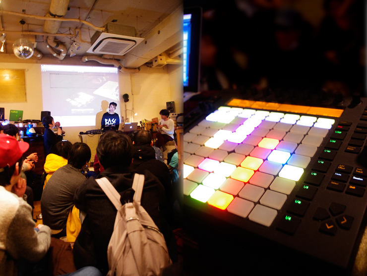 Ableton User Meeting Vol.4 - 2015.02.24 at 三軒茶屋 Space Orbi ~Report~