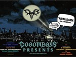 DOOOMBOYS presents [[[A B R A C D A B R A]]] ---2nd ANNIVERSARY BASH--- 2015.03.20 (FRI) at Lounge NEO / A-FILES オルタナティヴ ストリートカルチャー ウェブマガジン