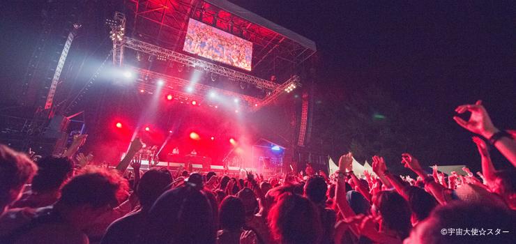 FUJI ROCK FESTIVAL '15 ~出演アーティスト第5弾~