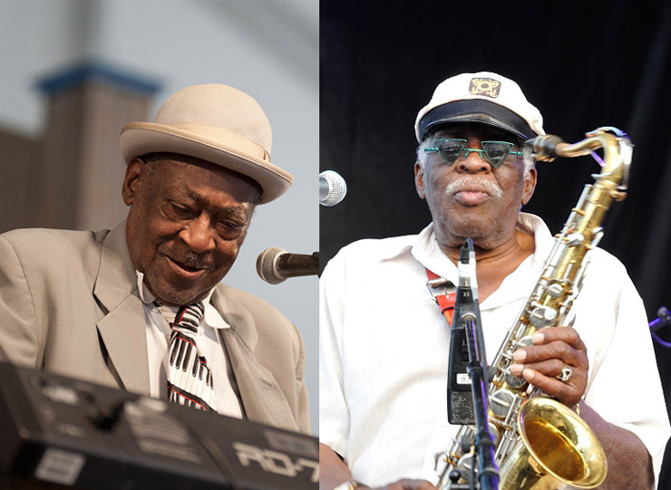 """LEGENDS OF BLUES"" A Tribute to Howlin' Wolf featuring HENRY GRAY & EDDIE SHAW"
