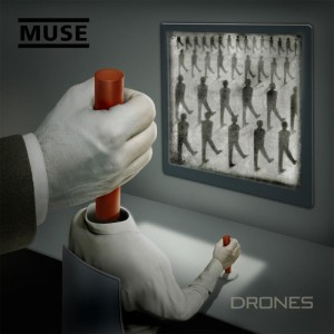 MUSE - New Album 『DRONES』 Release
