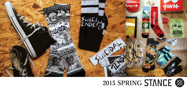 STANCE -New product (15SPRING)