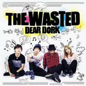 THE WASTED - New Album 『DEAR DORK』 Release