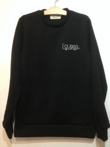 [LOU DOG] ヘビーフランネルシャツ