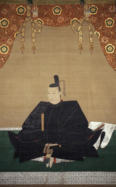 織田信長像 17世紀頃 京都・大雲院蔵 ※前期(11月23日~12月25日)展示